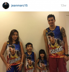 A photo posted by Marc Pingris (@jeanmarc15) on Instagram