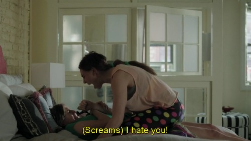 Image from GIRLS via HBO