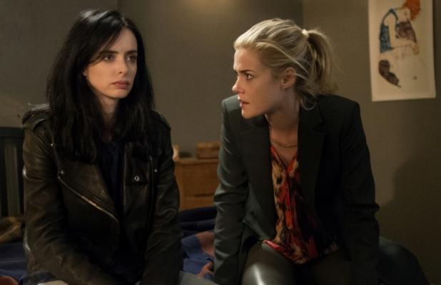 Screencap from Jessica Jones courtesy of Netflix
