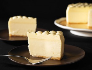Calamansi Cheesecake