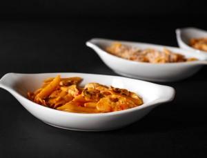 Creamy Tomato Chicken Pasta, P165