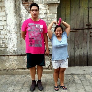 Taken on one of our trips to Vigan last 2014.