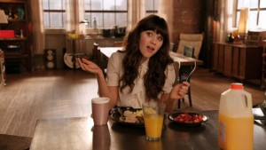 Screencap from New Girl courtesy of 20th Century Fox Television