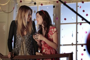 Screencap from Gossip Girl courtesy of Warner Bros. Television