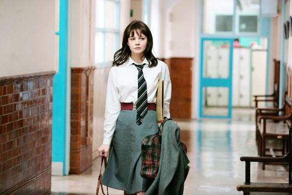 Image of Carey Mulligan from An Education via Express Magazine UK