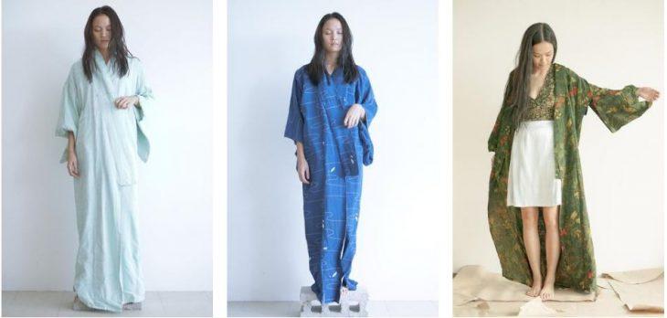 Denuo Kimonos