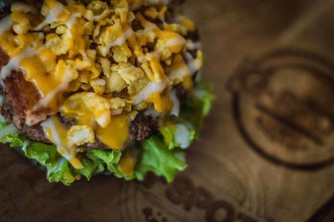 G-Spot Burger Bar