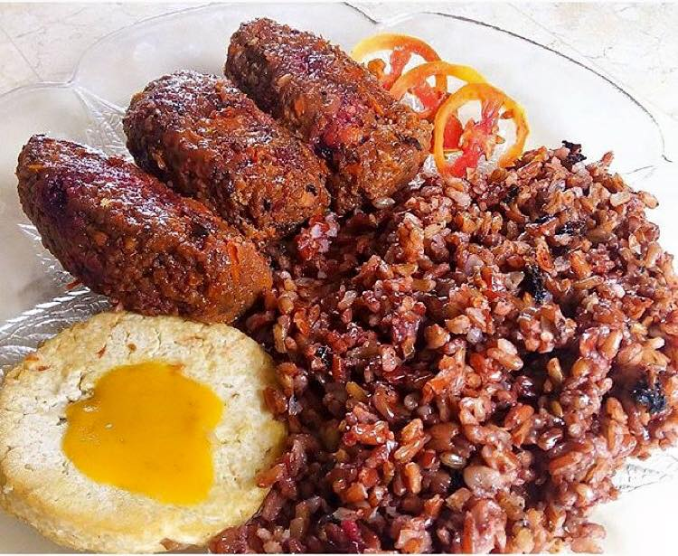 Red Rice Meal
