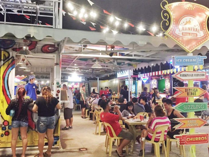 Image grabbed from Carnival Food Park's Facebook Page