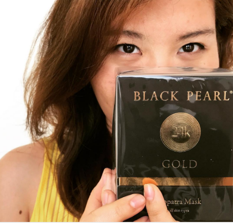 Black Pearl 24k Gold Mask Review Philippines - Cleopatra Mask