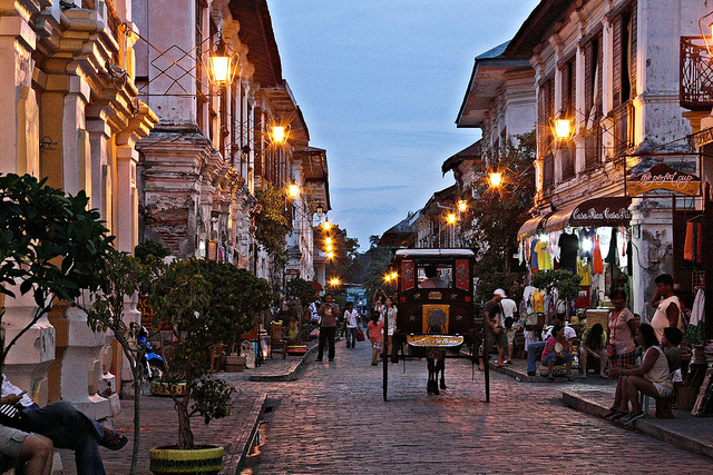 The Historic City of Vigan