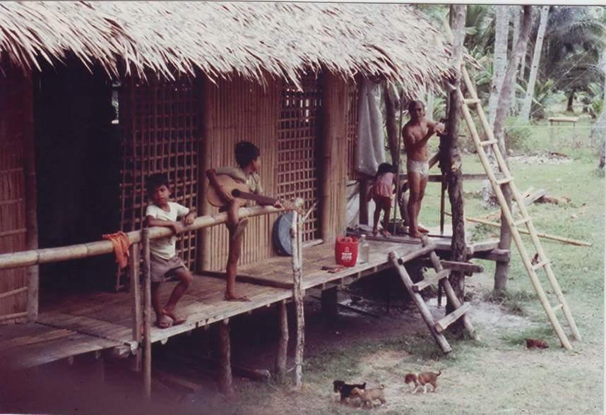 Nipa Hut In Boracay