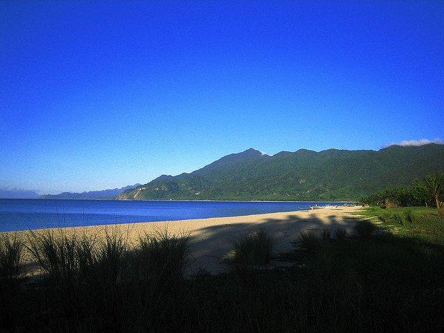 Dipaculao Beach