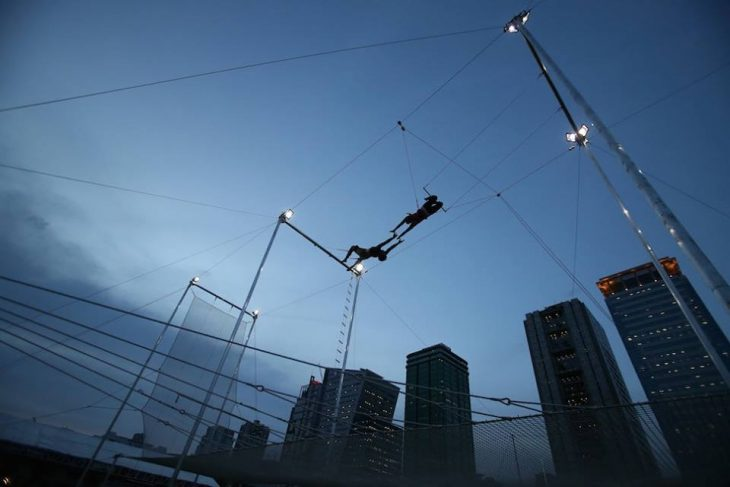 Flying Trapeze in Taguig