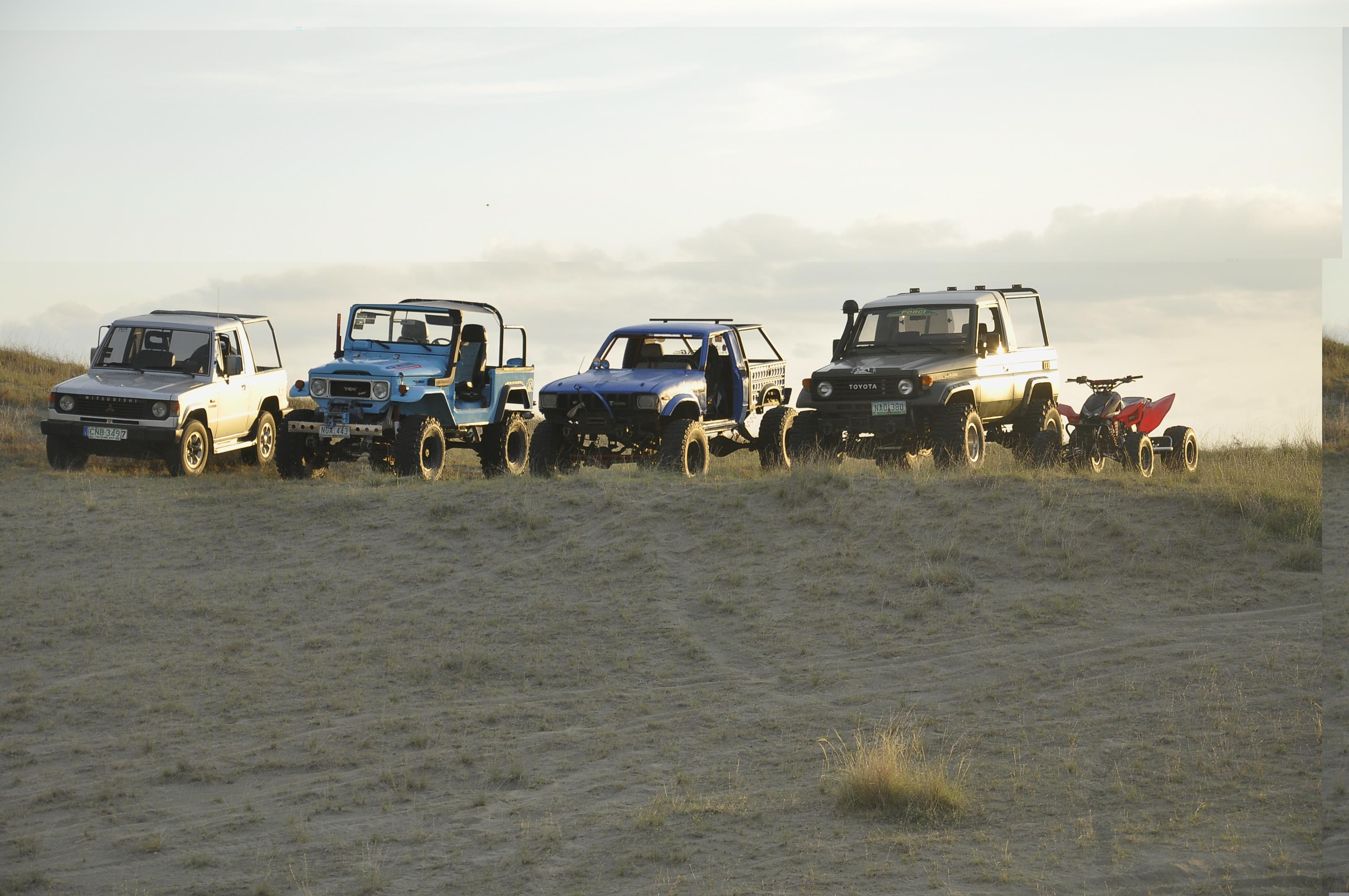 Sandboarding in La Paz, Laoag