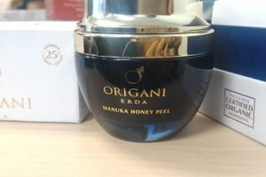 Origani Erda's Manuka Honey Peel