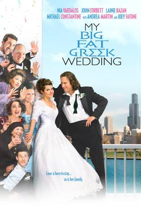 My Big Fat Greek Wedding Movie Wallpaper