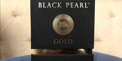 Black Pearl Gold Packaging