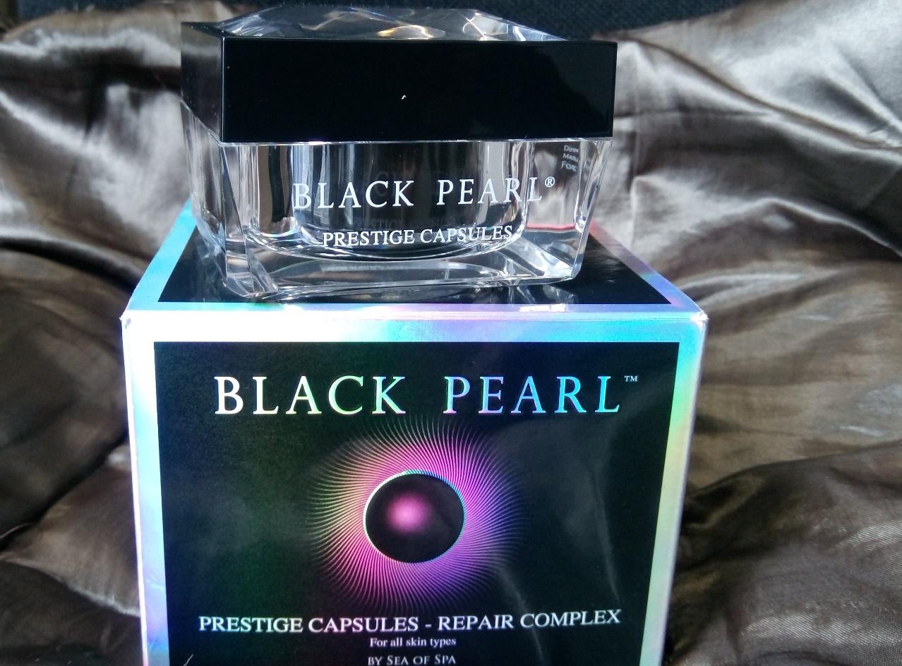 Black Pearl Philippines Cosmetics - Prestige Capsules