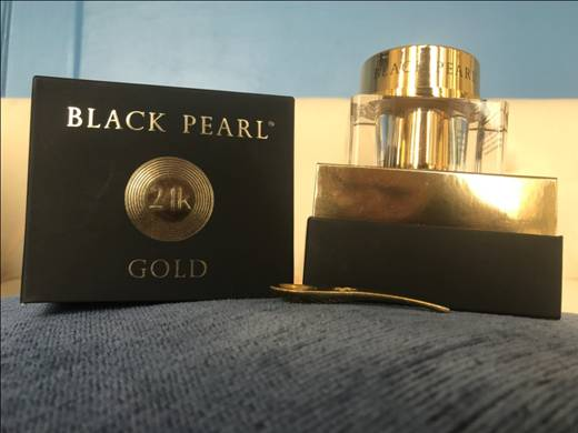Opening Black Pearl Gold