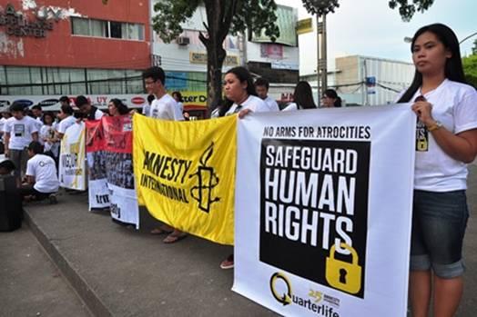 Amnesty International Members