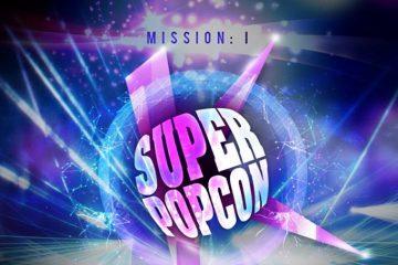 Super Pop Con Poster
