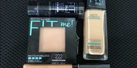 Maybelline Fit Me! Foundations