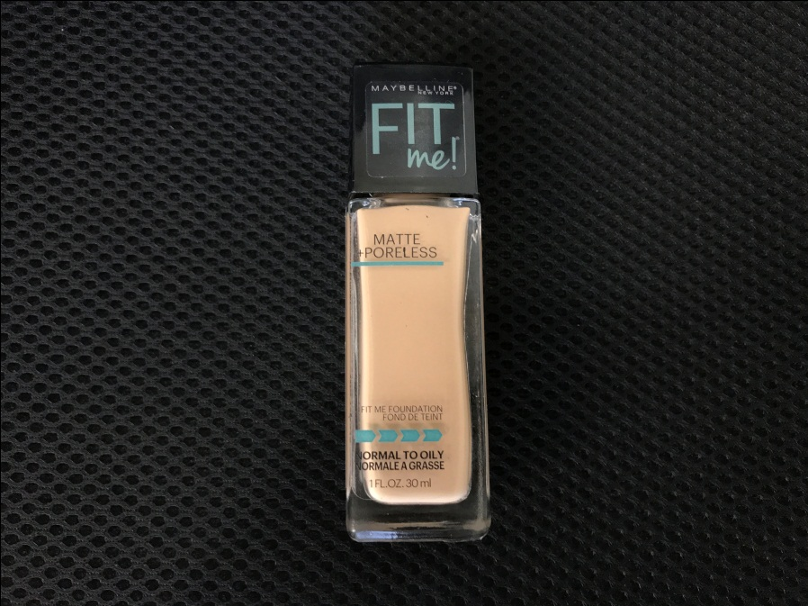 Maybelline Fit Me! Liquid Foundation