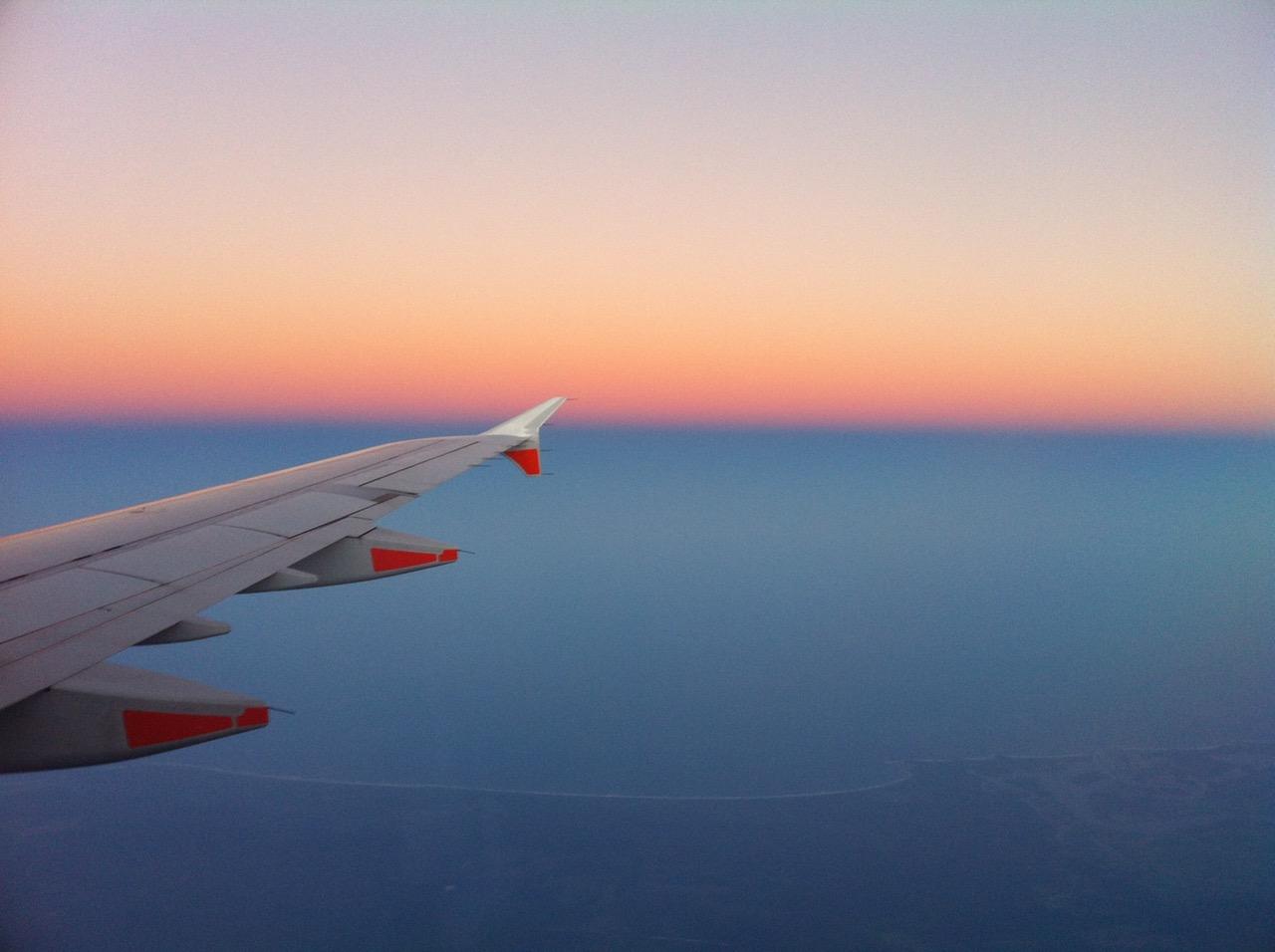 Air plane wings