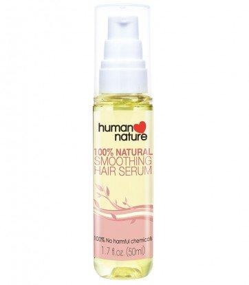 Human Nature 100% Natural Smoothing Hair Serum