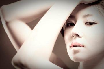 Female Korean Model