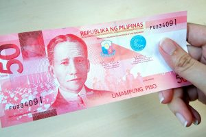 Fifty Peso Bill