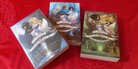 School For Good And Evil Books