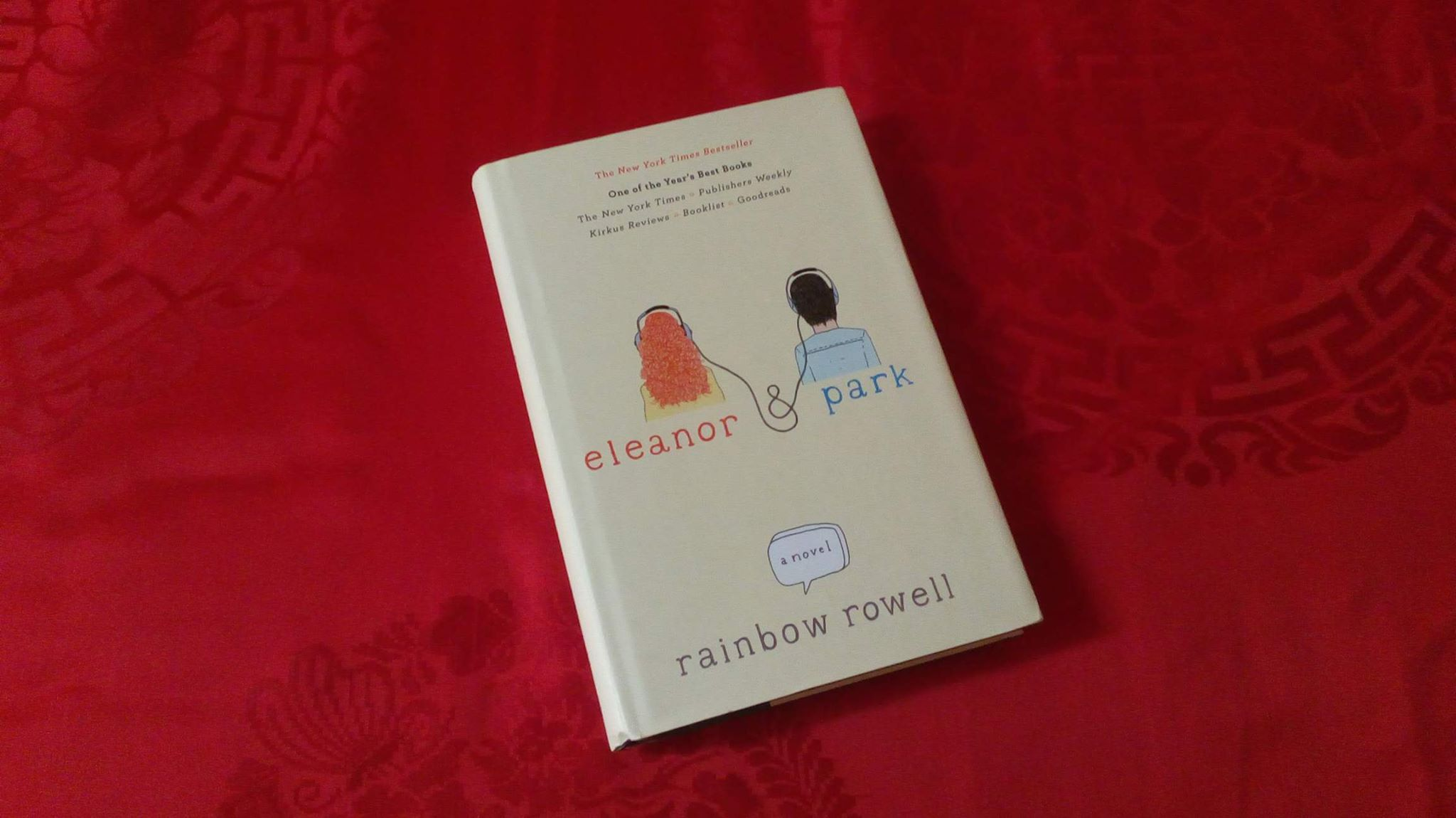 Eleanor And Park Book