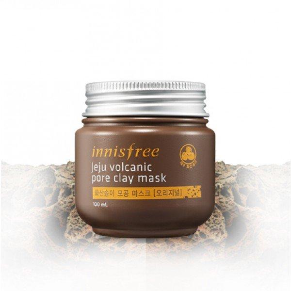 Jeju Volcanic Clay Mask