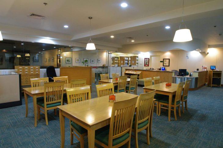 Ortigas Foundation Library