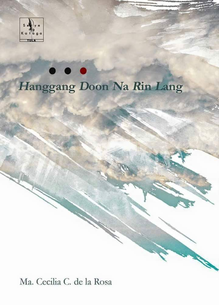 Maki Dela Rosa's Poetry Book