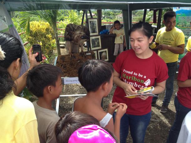 Haribon Volunteers