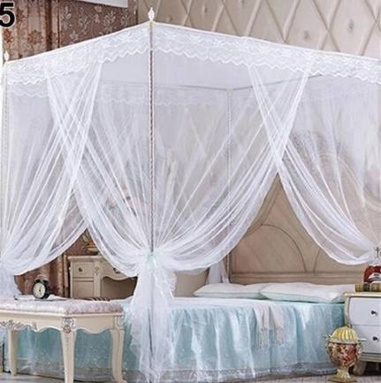 Laced Canopy Bed Frames