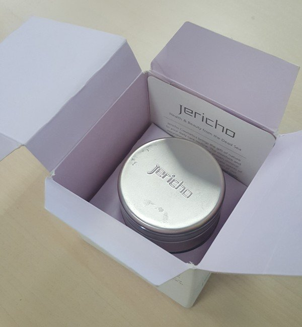 Jericho Day Cream Application