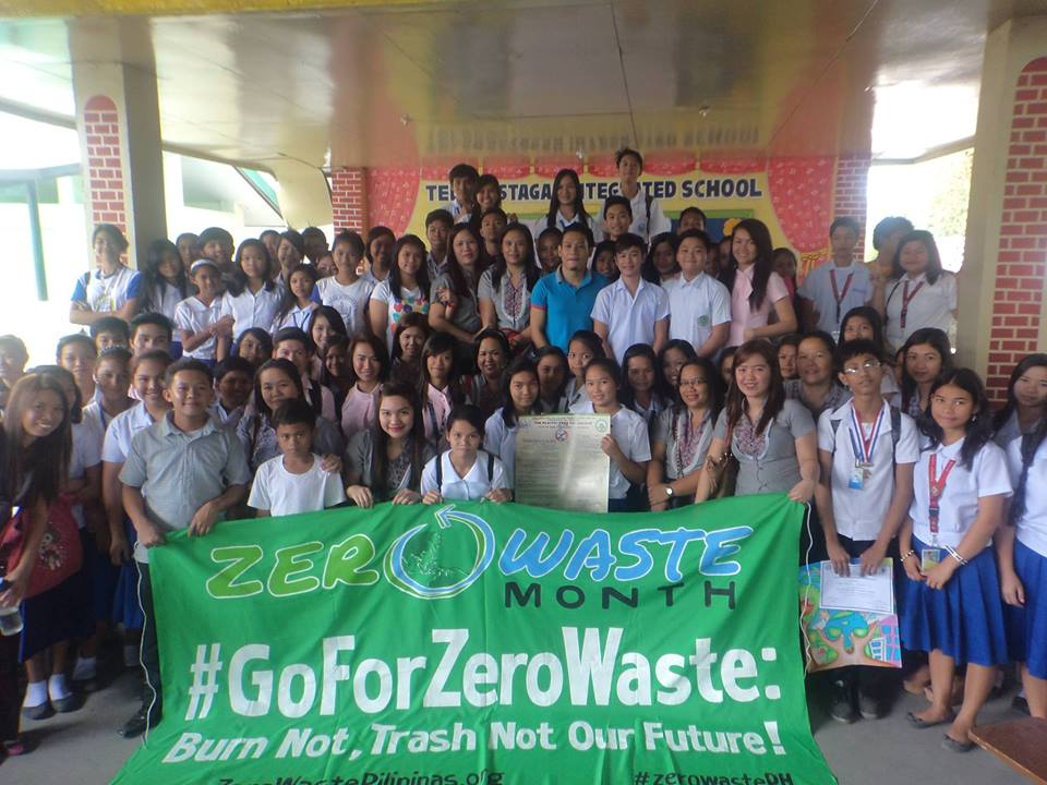 Mother Earth Foundation Volunteers