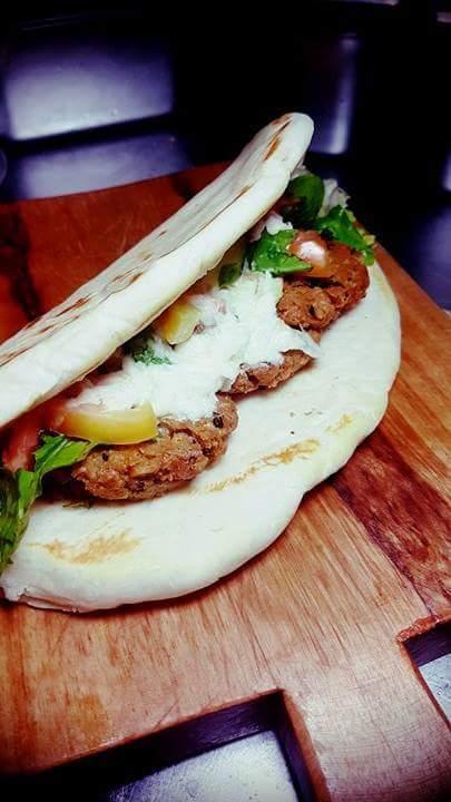 Pita Bread Sandwiches
