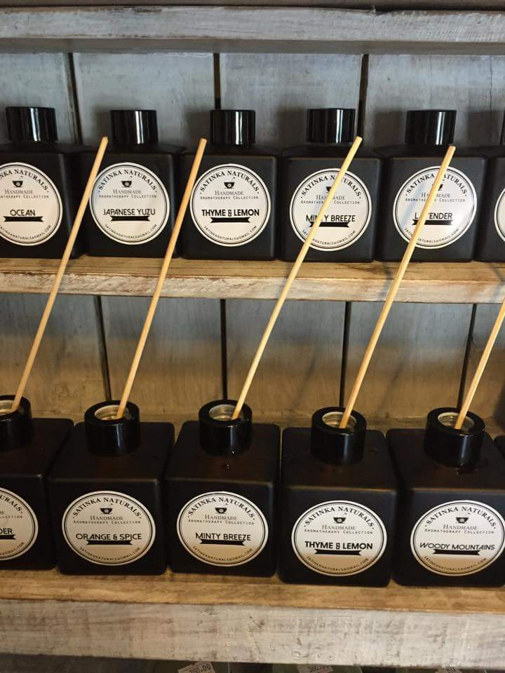 Scents from Satinka Naturals