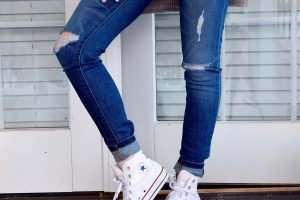 Jean And Converse