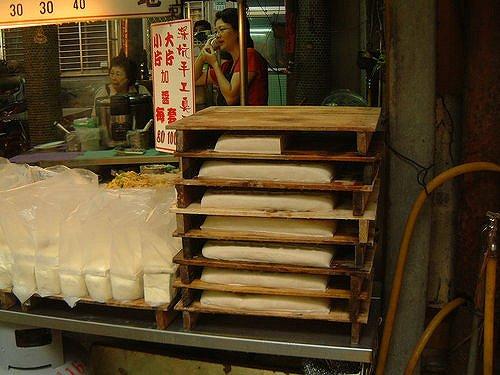 Tofu Seller